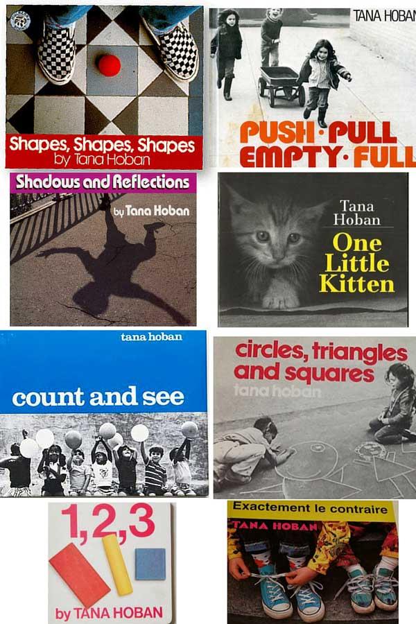 Alcuni libri di Tana Hoban