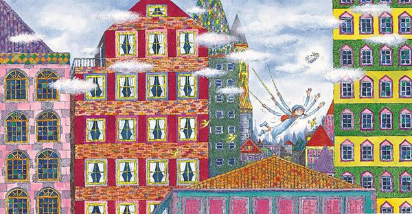 <em>La voce dei colori</em>, Jimmy Liao, Edizioni Gruppo Abele, 2011