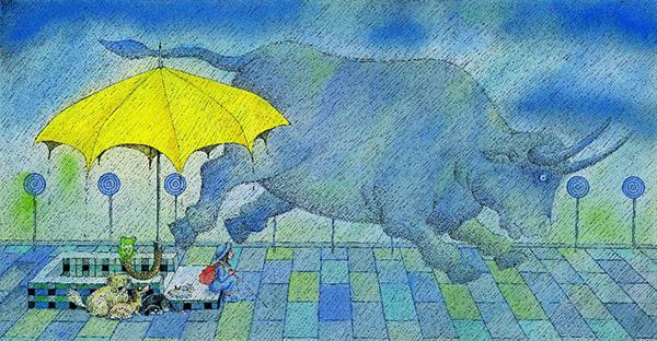 La voce dei colori, Jimmy Liao, Edizioni Gruppo Abele, 2011