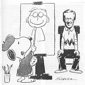 Snoopy © Charles M. Schulz