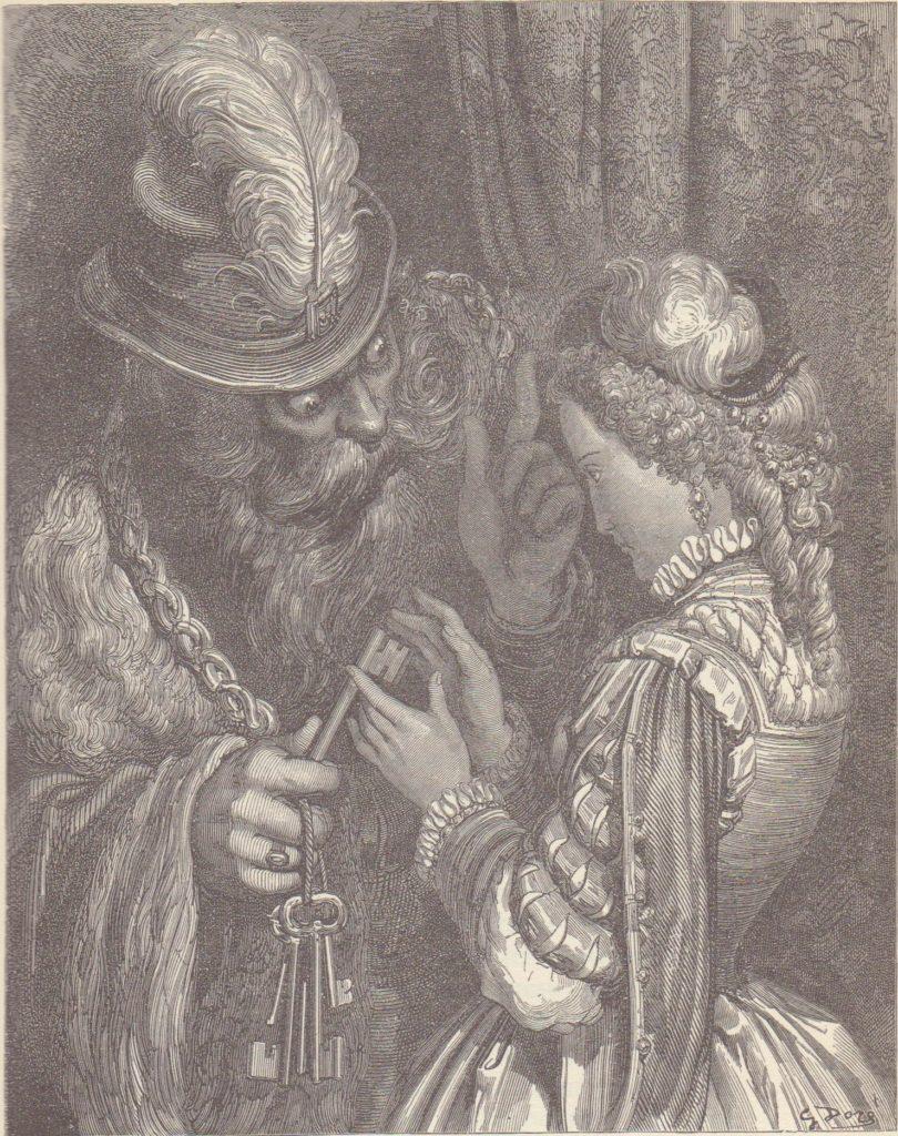Carlo Collodi, I racconti delle fate, illustrazioni di Gustave Doré, Adelphi, 1976