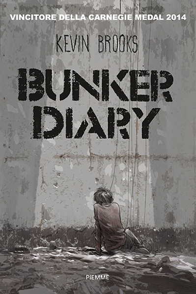 Kevin Brooks, Bunker diary, Milano, Piemme, 2015.
