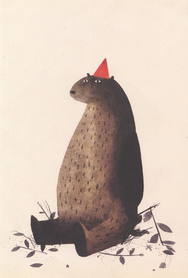 Voglio il mio cappello! Jon Klassen, Zoolibri 2012