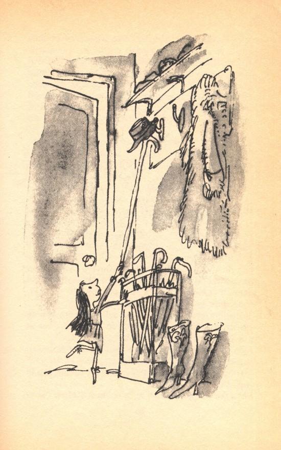 Matilde, Roald Dahl, Quentin Blake, Salani 1995
