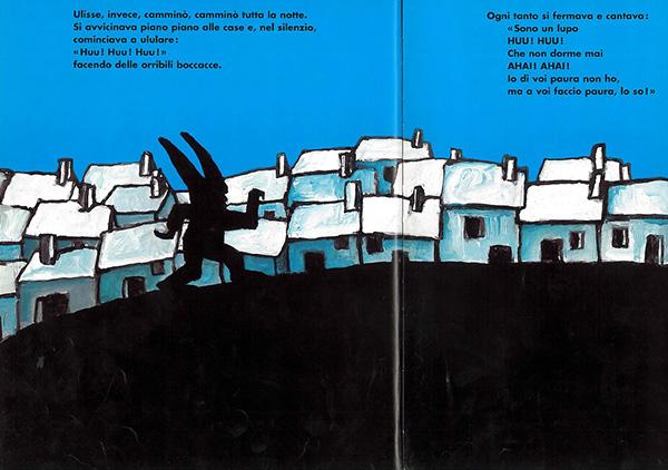 La maschera, Grégoire Solotareff, Babalibri, 2003