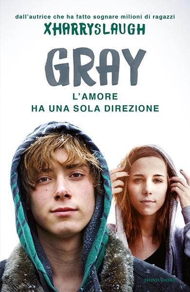 <em>Gray</em>, di Xharryslaugh, fanfiction sulla band One Direction pubblicata su Wattpad, nel 2015 in libreria per Mondadori