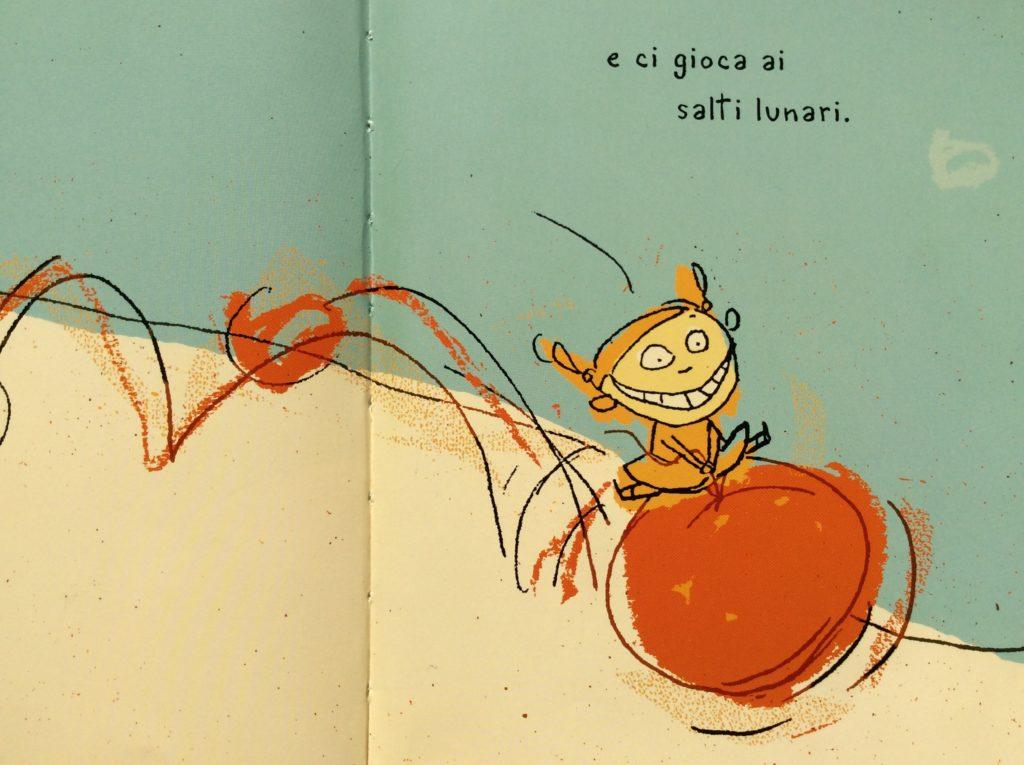 Ill. 10 ISOL, Il palloncino - Logos edizioni