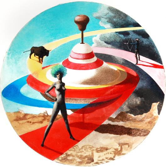 Illustrazione di Karel Thole