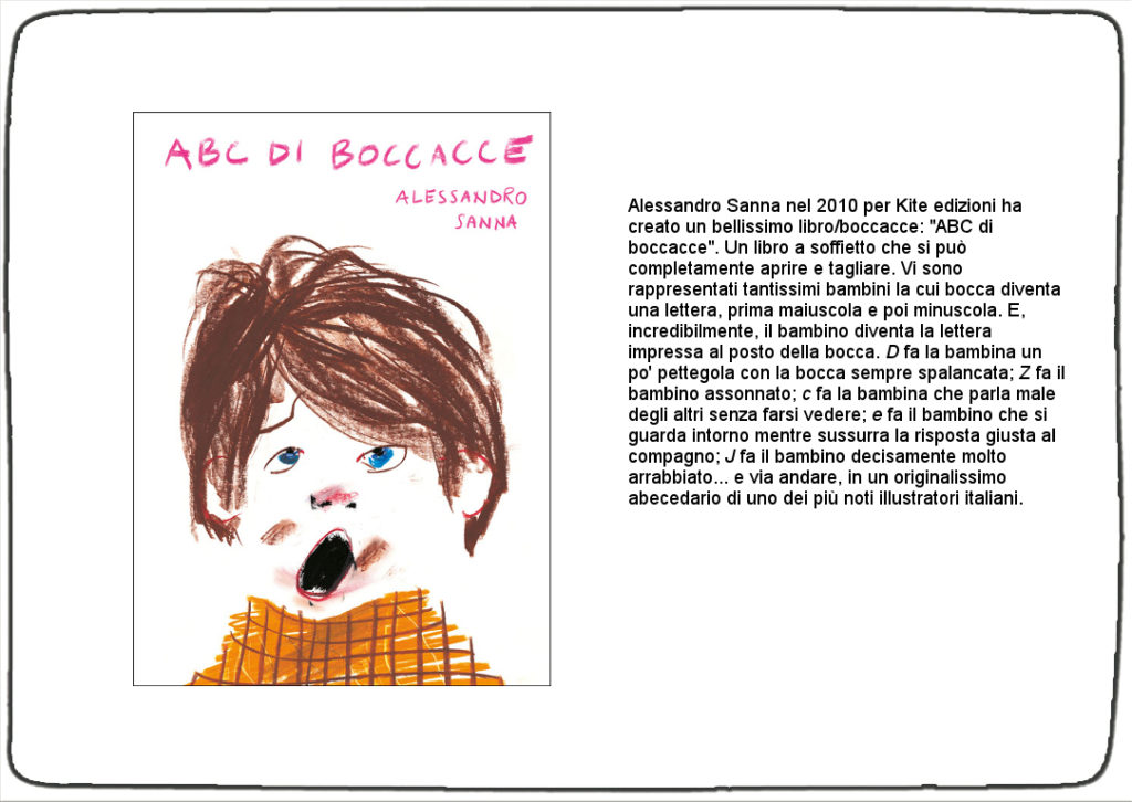 ABC di Boccacce Kite