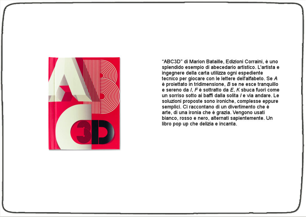 ABC3D Corraini