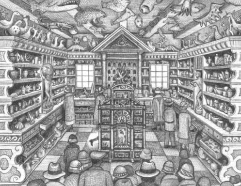 Brian Selznick, La stanza delle meraviglie, Mondadori, 2012