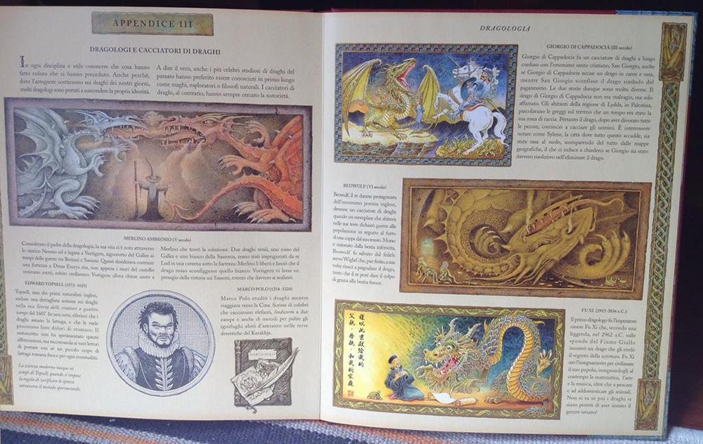 Dragologia. Il libro completo dei draghi, Dr. Ernest Drake, a cura di Dugald A. Steer, Rizzoli