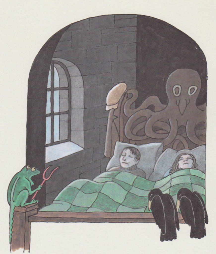L'uomo della nebbia, Tomi Ungerer, trad. Laura Guidetti, ElectaKids, 2012, Milano