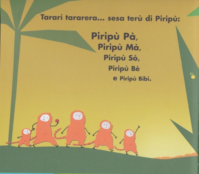 Tararì Tararera, Emanuela Bussolati, Carthusia, 201