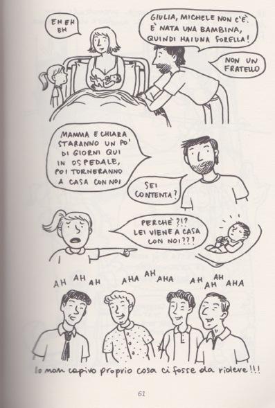 Bacio a cinque, Giulia Sagramola, Gli anni in tasca GRAPHIC, Topipittori, 2011