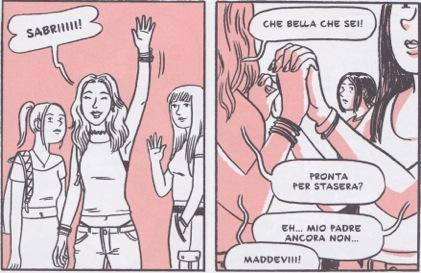 Incendi estivi, Giulia Sagramola, Bao Publishing, 2015, Milano.