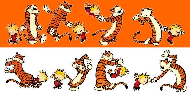 Calvin & Hobbes di Bill Watterson