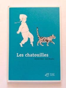 Les Chatouilles, Christian Bruel Anne Bozellec, Editions Thierry Magnier, 2012