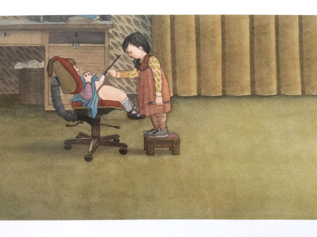 Nikolaus Heidelbach, Cosa fanno le bambine?, Donzelli editore 2010