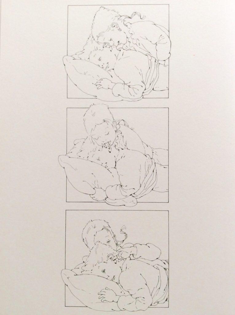 Christian Bruel Anne Bozellec Les chatouilles, Editions Thierry Magnier 2012