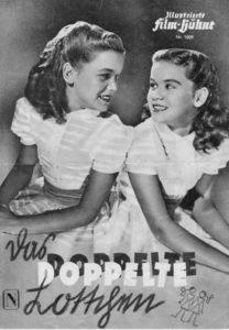 Das doppelte Lottchen, regia di Josef von Báky, 1950