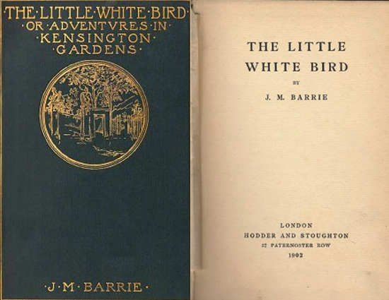 The Little White Bird, 1902