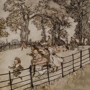I Giardini di Kensington. Adulti e bambini all'avventura nelle storie