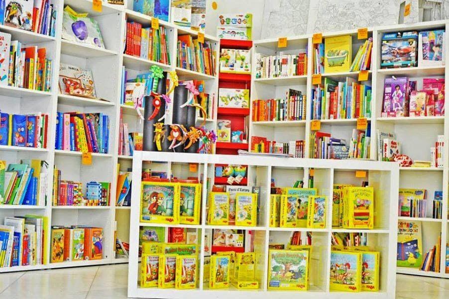 Libreria Cappuccetto Giallo, Biella
