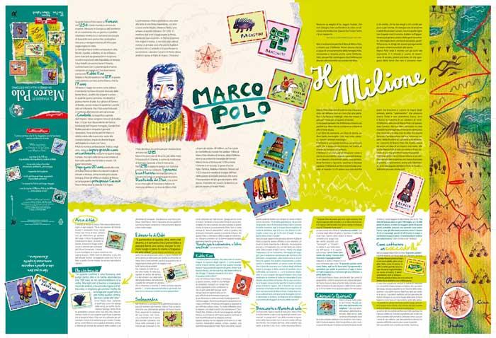 Il viaggio di Marco Polo da Venezia alla Cina e ritorno, di Allegra Agliardi e Pino Pace