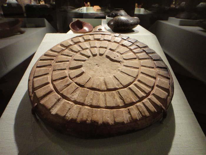 Il gioco del Mehen, terzo millennio a.C., Egitto