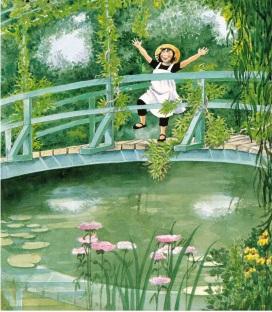 Monet e il Giardino di Giverny: in viaggio con Linnea