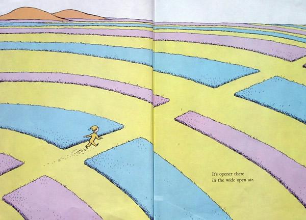 Oh, quante cose vedrai!, Dr. Seuss, traduzione Anna Sarfatti, Mondadori, 2016