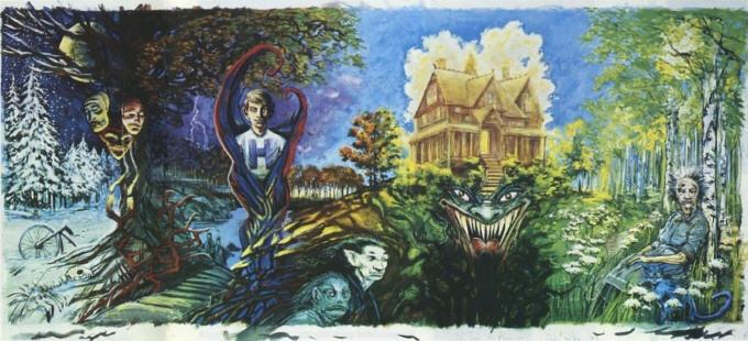 Immagine di copertina di The Thief of Always, Harper & Collins