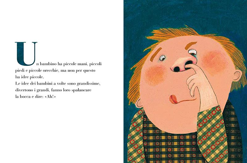 Che cos'è un bambino?, Beatrice Alemagna, Topipittori, 2008