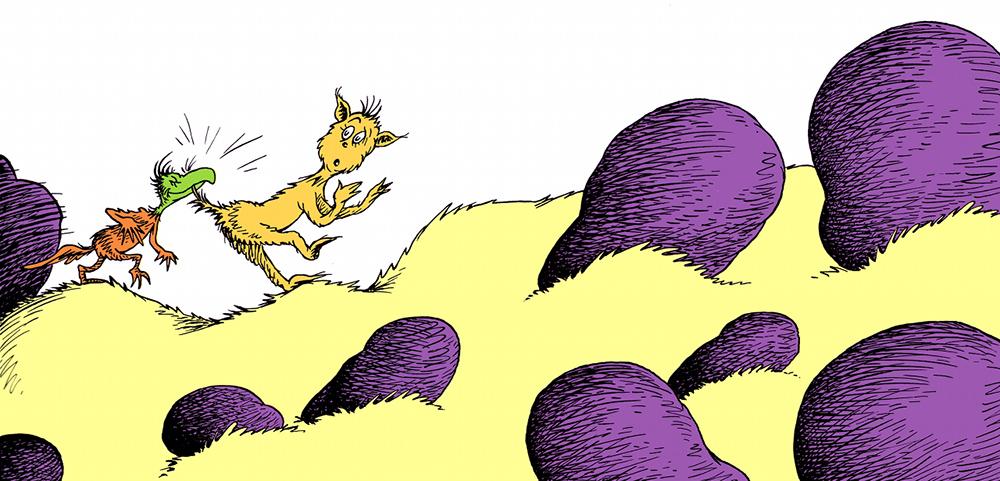 Il Paese di Solla Sulla, Dr. Seuss, Giunti