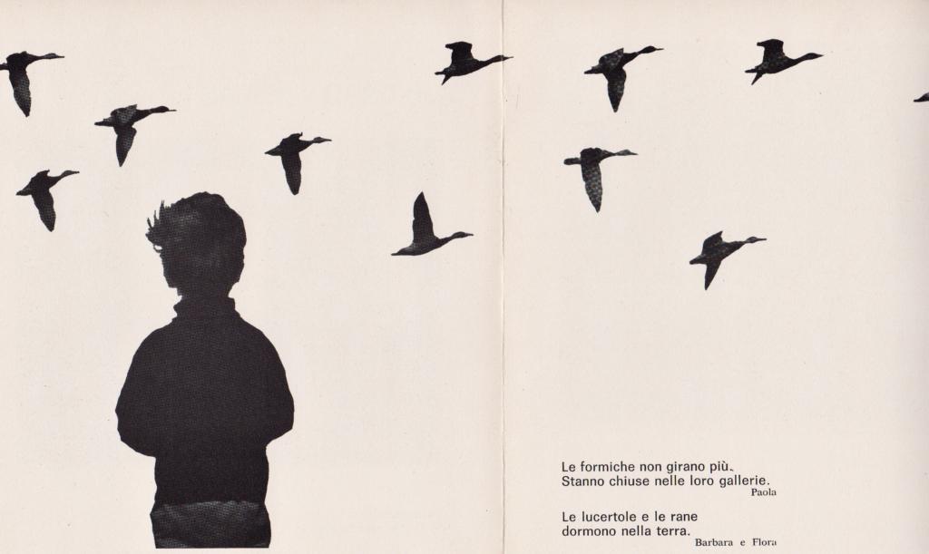 Autunno, 4 B. L. Schedario A, Mario Lodi e i suoi ragazzi, 1974
