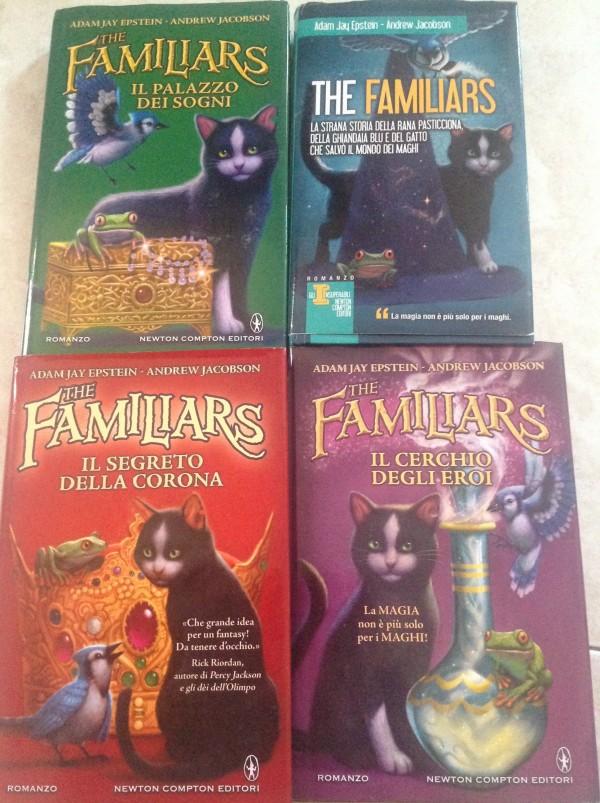 La saga di The Familiars