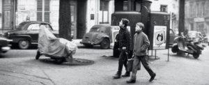 François Truffaut, I 400 colpi, Parigi 1959