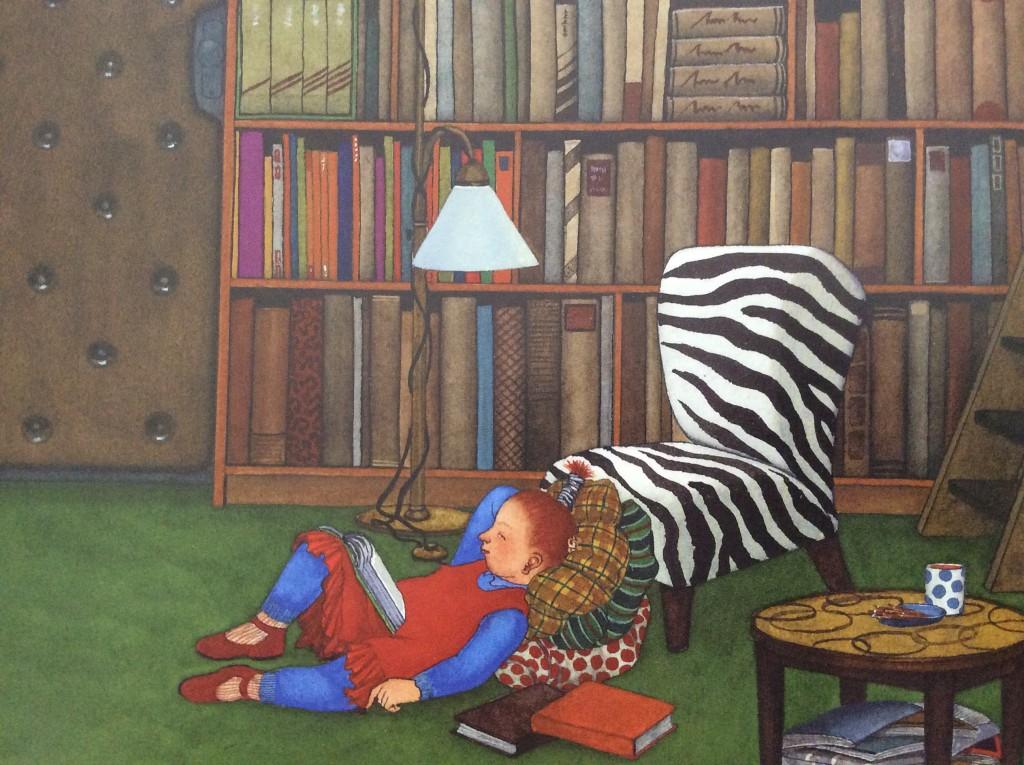 <em>Un livre pour Élie</em>, Nikolaus Heidelbach - Seuil Jeunesse, 1998