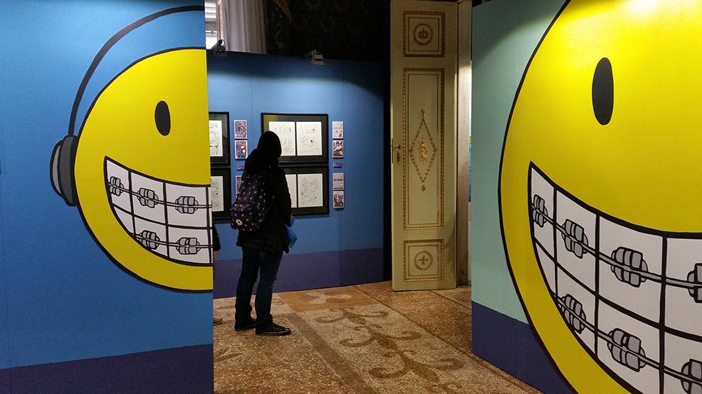Raina Telgemeier: dallo straordinario punto di vista degli adolescenti, Lucca, Palazzo Ducale, 14 ottobre-5 novembre 2017
