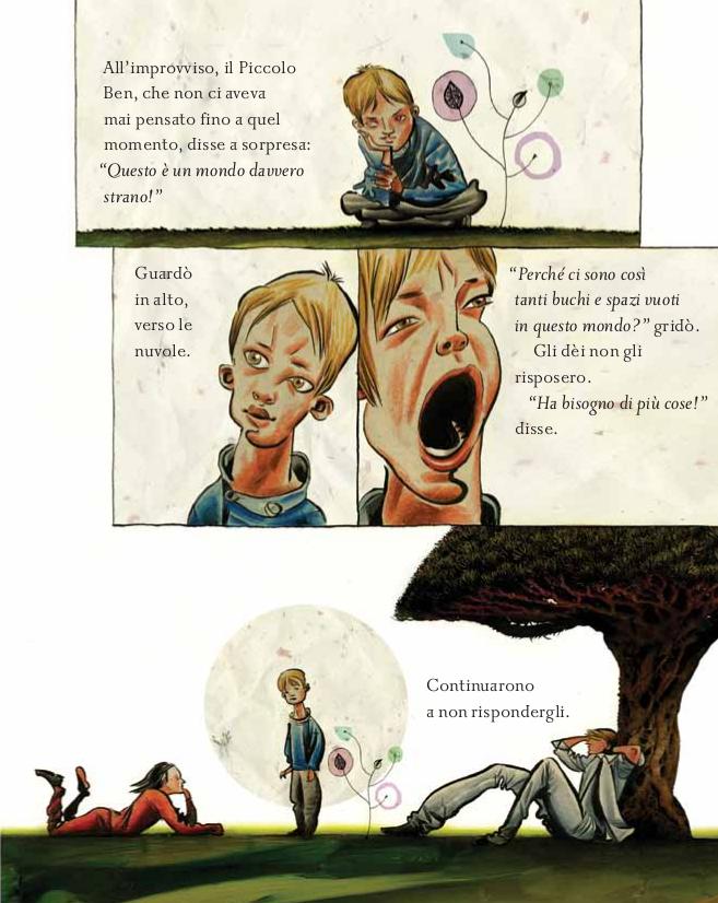 Text © 2013 David Almond (UK) Ltd • Illustrations © 2013 Dave McKean © 2014 Edizioni BD (edizione italiana)